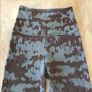 Beyond Yoga high waist tie dye leggings XS